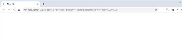 Search-wizard.com (Hijacker)