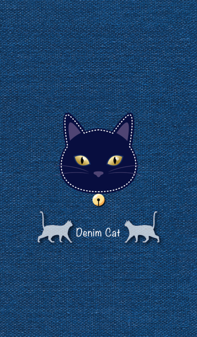 Denim Cat Theme