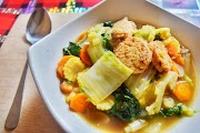 Resep Membuat Capcay Tofu Kuah Resto