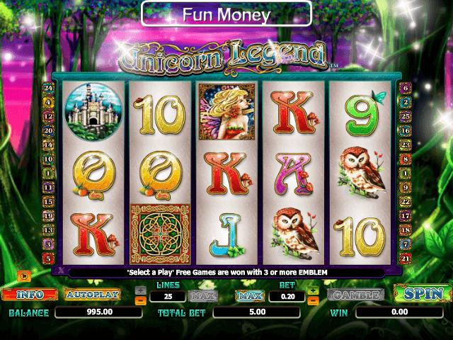 The slot machine legend