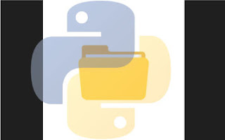 Python library for file manipulation
