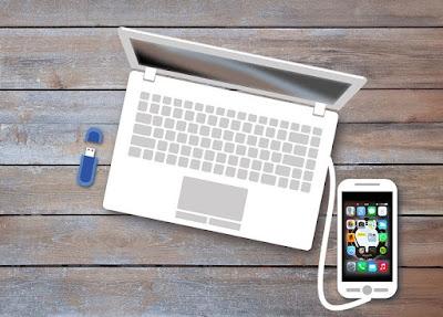 cara memindah foto dari hp ke laptop