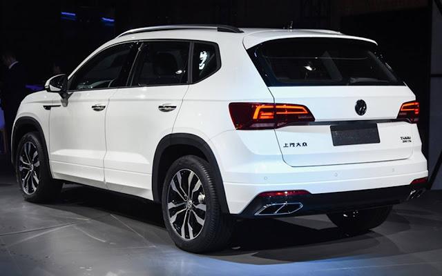 Volkswagen Tharu R-Line 2019