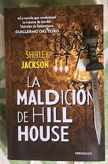 Portada del libro La maldición de Hill House, de Shirley Jackson