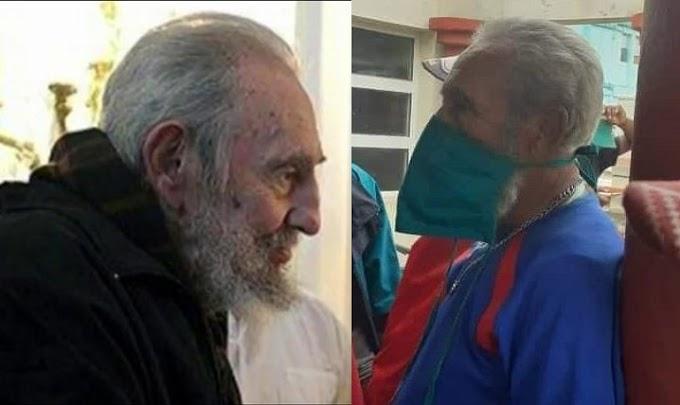 Reaparece doble de Fidel Castro debido a la crisis en las elecciones de los Estados Unidos