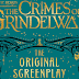 Fantastic Beasts: The Crimes Of Grindelwald Screenplay Cover Revealed