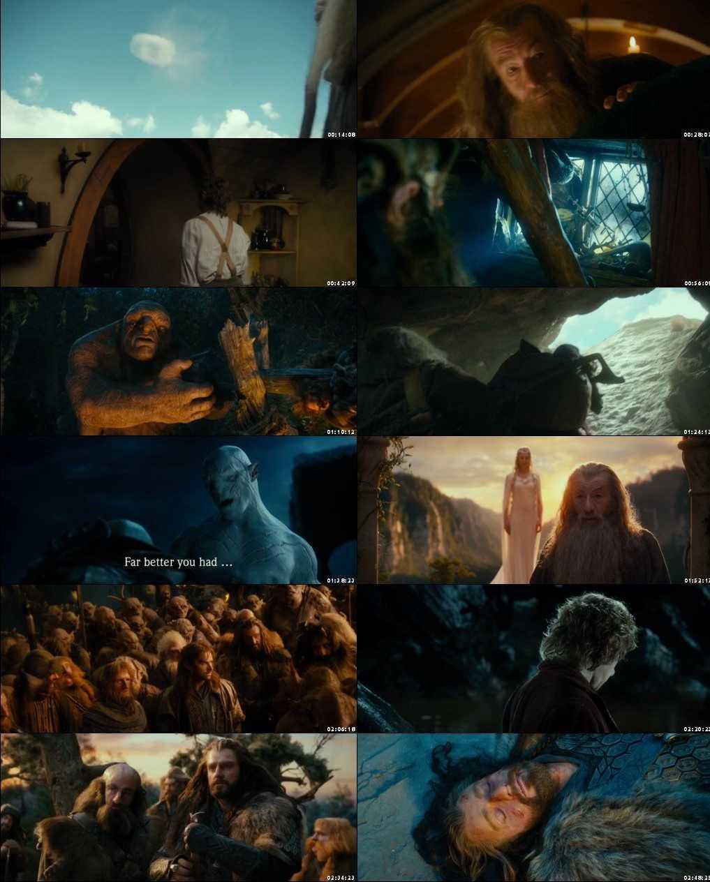 The Hobbit: An Unexpected Journey 2012 Screenshot