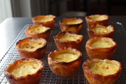 Portuguese Custard Tarts – The Hieronymites Got This Right