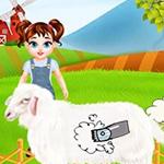 لعبة رحلة مزرعة بيبي تايلور رعاية الحيوانات