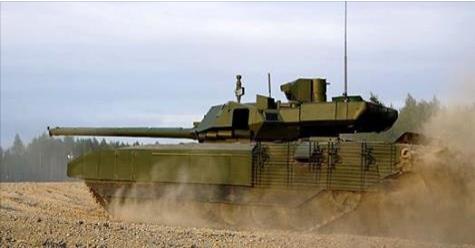 Российский танк Армата потеснит лучшие западные аналоги