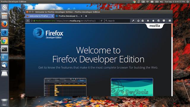 Como instalar o Firefox Developer Edition no Ubuntu, Linux Mint e derivados!