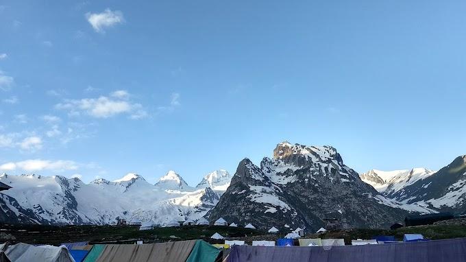 Sheshnag Camp
