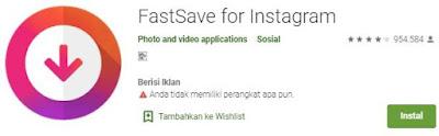 aplikasi unduh video ig