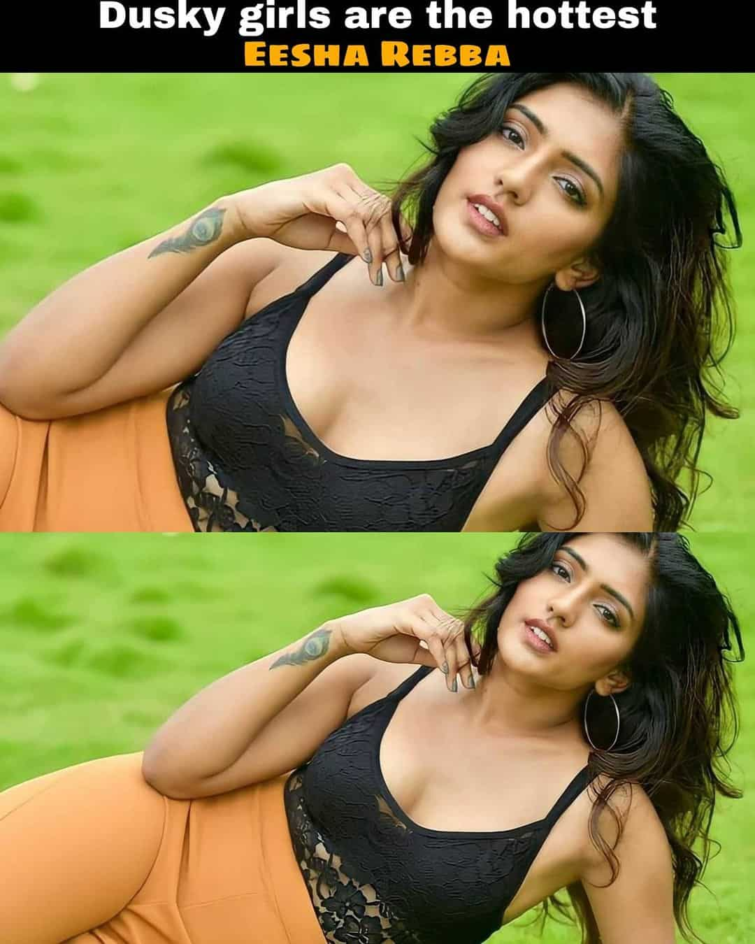 Eesha Rebba Sexy Cleavage Pictures