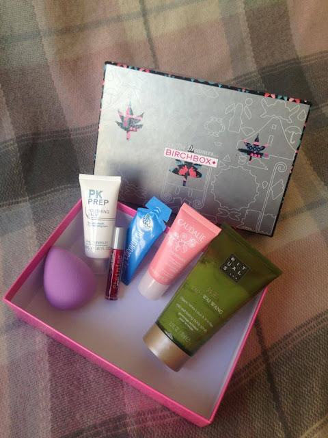 Birchbox UK May