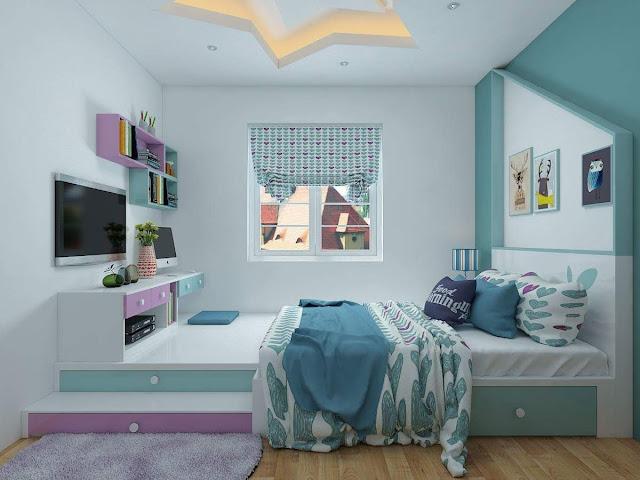 Phòng ngủ nhà cấp 4_10