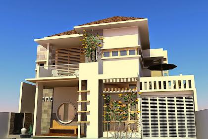 Desain Rumah Minimalis Modern Berestetika tinggi