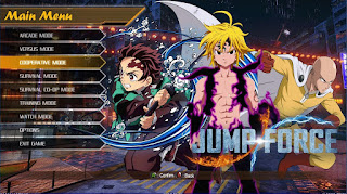NEW! JUMP FORCE MUGEN V6 PC Y ANDROID EXAGEAR