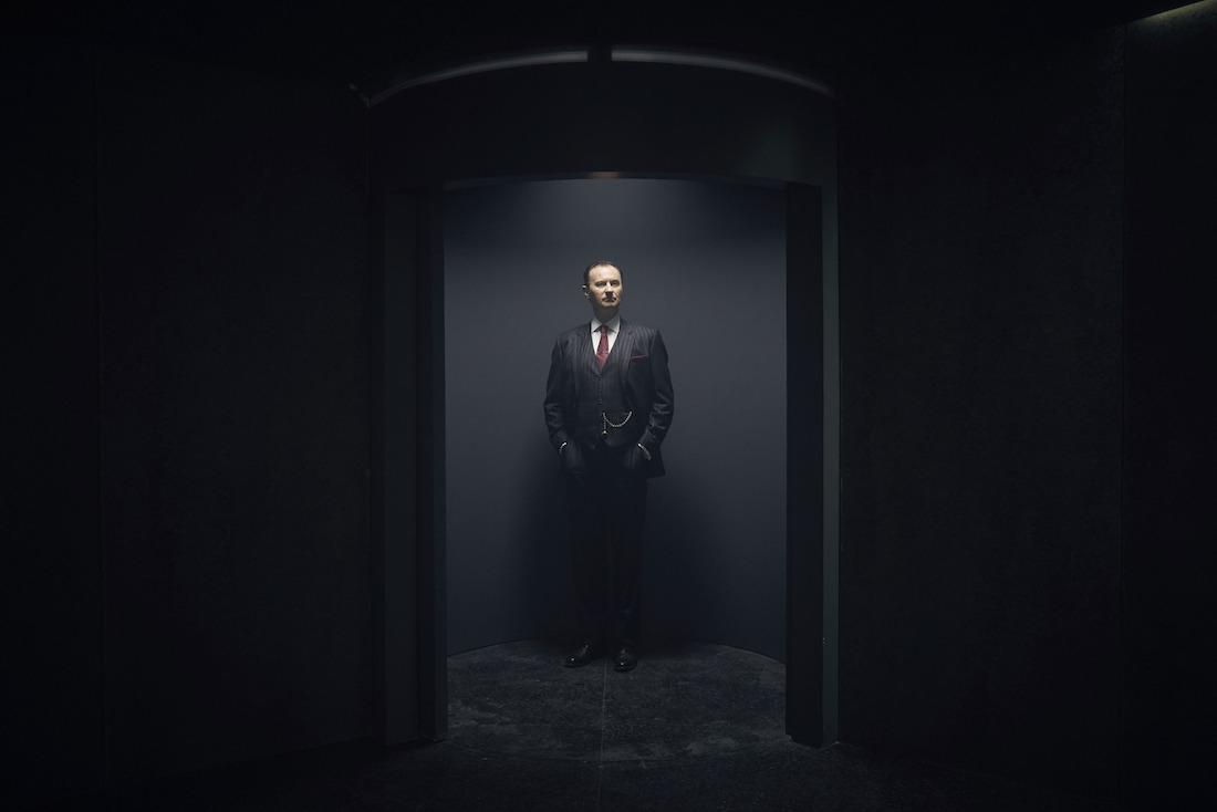 Mycroft Holmes, el manipulador