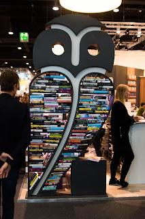 Messe Frankfurt, Buchmesse, 2016, fbm 2016, Uhlstein
