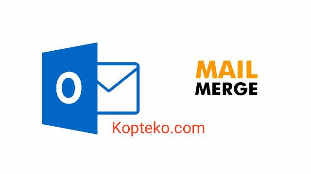 Langkah-Langkah untuk Membuat Mail Merge