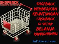Shopback Memberikan Keuntungan Cashback di Setiap Belanja Ramadhanmu