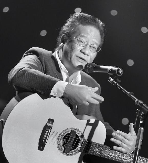 Nhạc sỹ Trần Quảng Nam