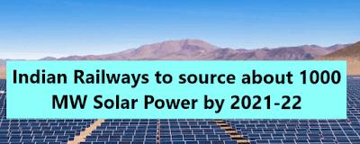 Indian+Railway+First+Solar+Power