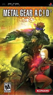Cheat Metal Gear Acid 2 PSP PPSSPP
