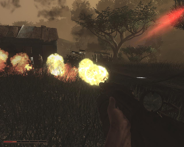 FarCry2 Gameplay