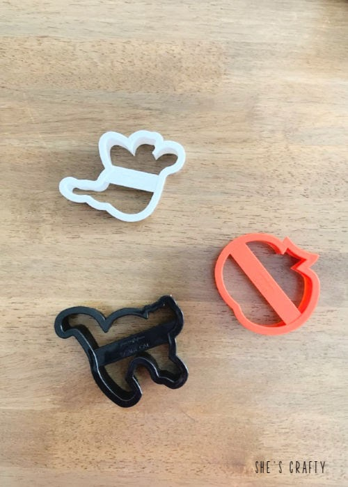 Family Friendly Halloween Traditions  -  use cookie cutters to cut sandwiches into Halloween shapes