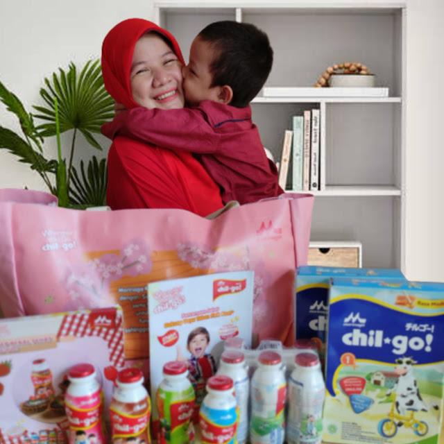 resep makanan bergizi dari susu cair anak