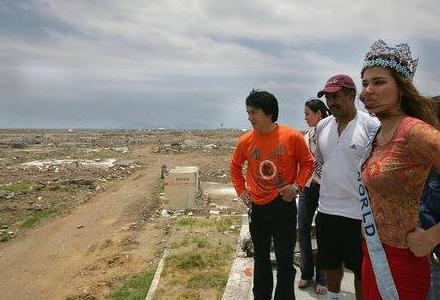 Ternyata ada kampung Jakie Chan di Aceh Besar
