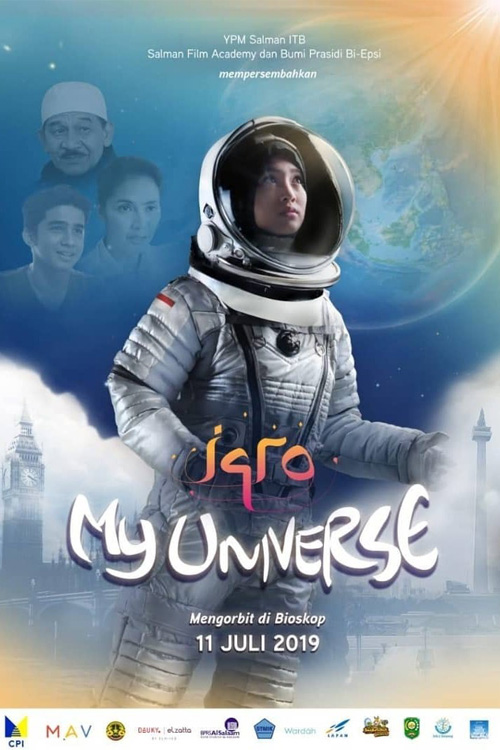 Download Film Iqra - My Universe (2019) Full Movie Indonesia