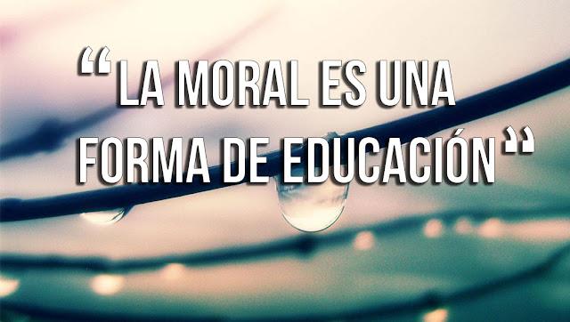 frases de moral