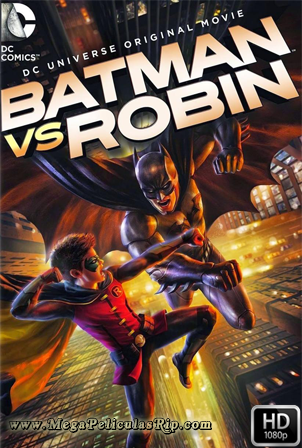 Batman vs Robin [1080p] [Latino-Ingles] [MEGA]