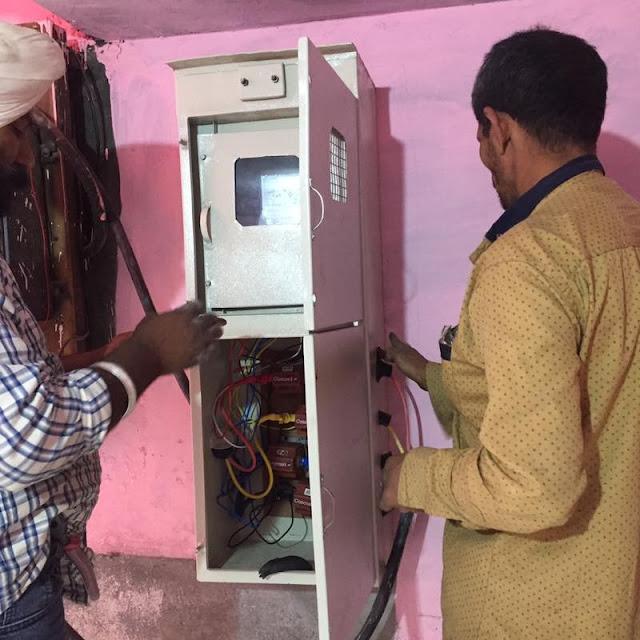 Kurukshetra-based Gurjar Sudhaar Sabha Dharamshala goes all- solar
