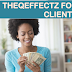 THEQEFFECTZ FOR CLIENTS PROGRAM: Sell Online and make more money!