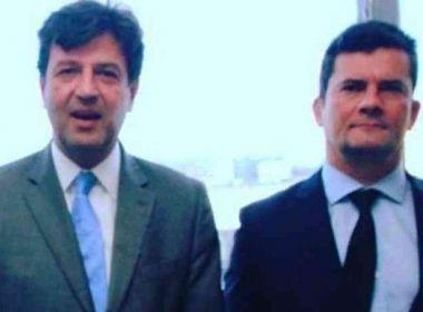 Mandetta admite possibilidade de compor chapa com Moro para a disputa 2022