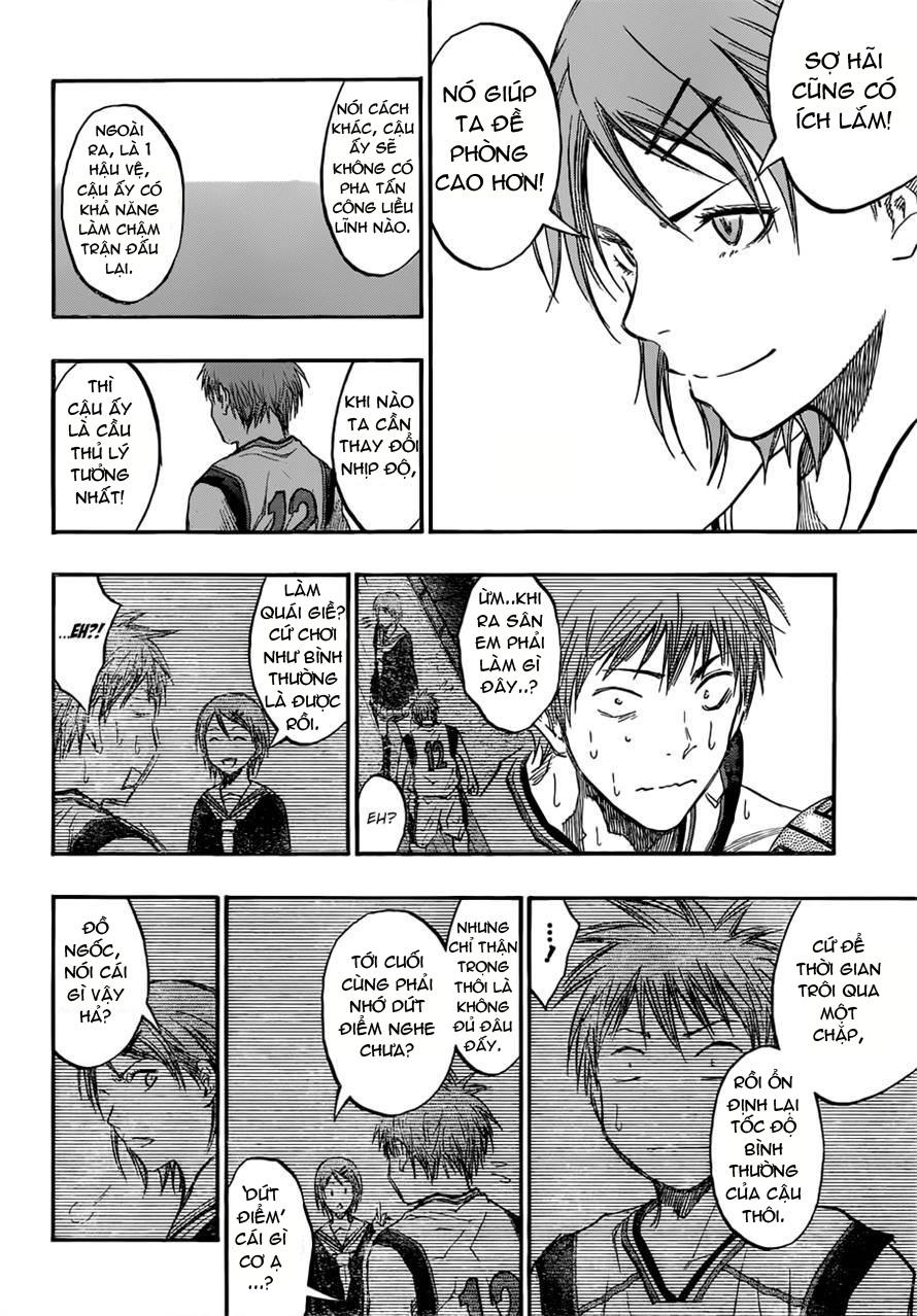 Kuroko No Basket chap 187 trang 6