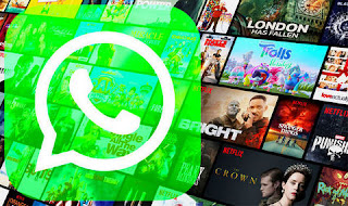 Whatsapp soon allow users to stream Netflix video within app