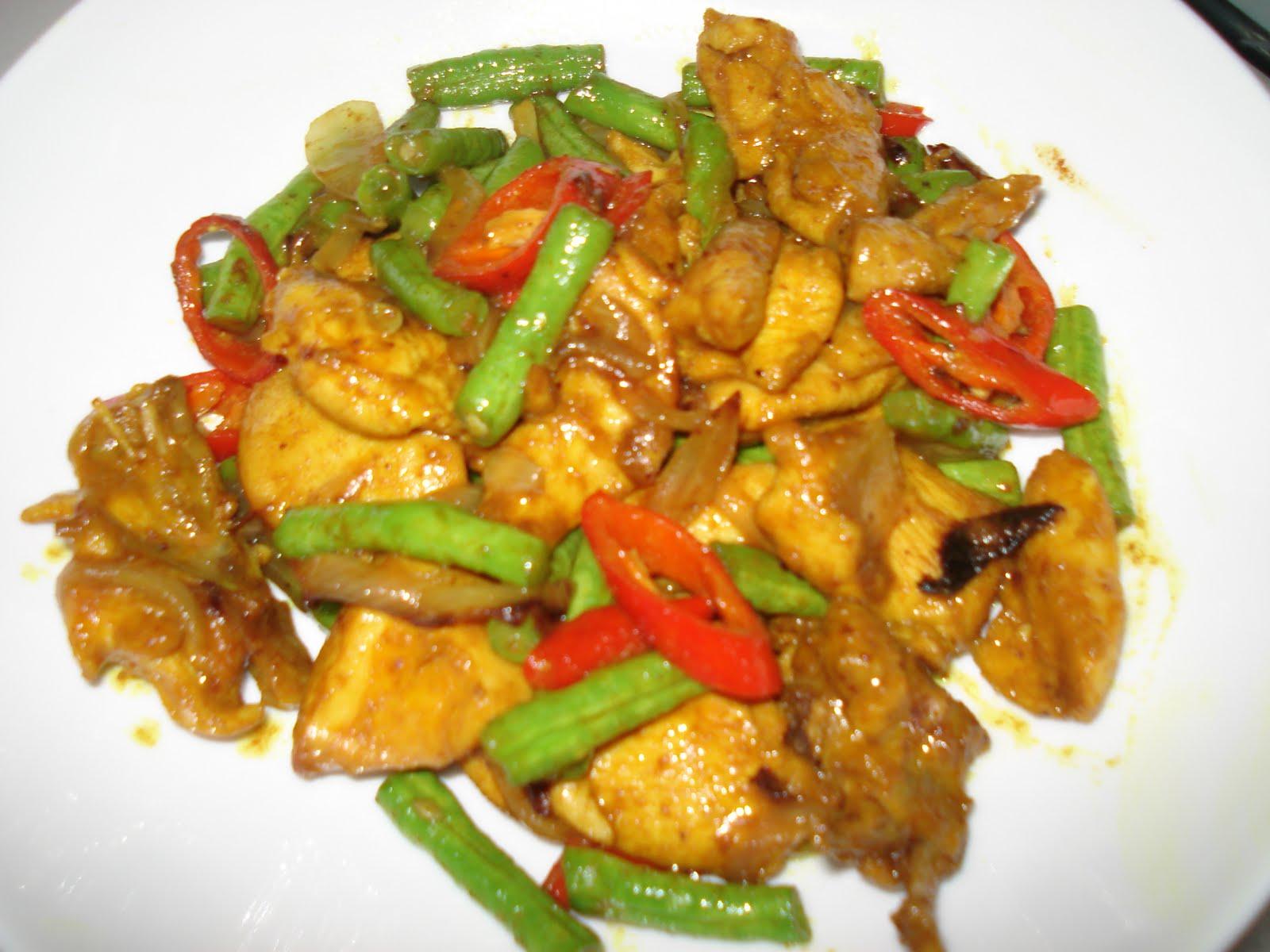 ayam goreng kunyit resipi simple  sedikit diketahui  blogopsi Resepi Masakan Ayam Belanda Enak dan Mudah