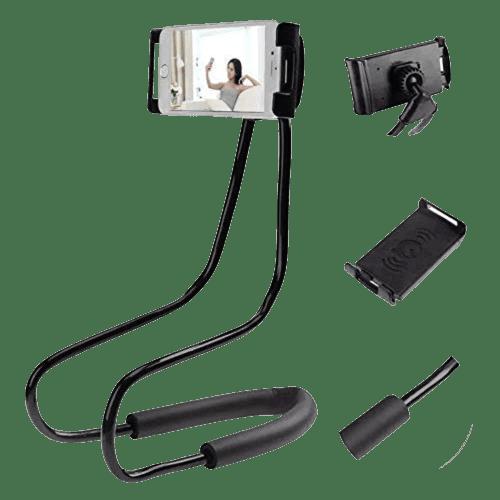 Neck Phone Holder | Best Neck Phone Holder | Lazy Neck Phone Holder