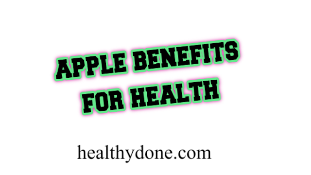 Apple benefits for health pro tip