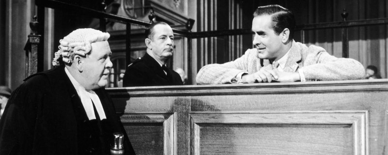 witness for the prosecution review