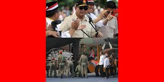 Prabowo Sebut Kirim Bantuan ke Rohingya itu Pencitraan, Projo Tak Terima