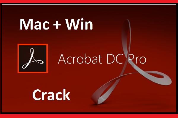 adobe acrobat pro serial key crack