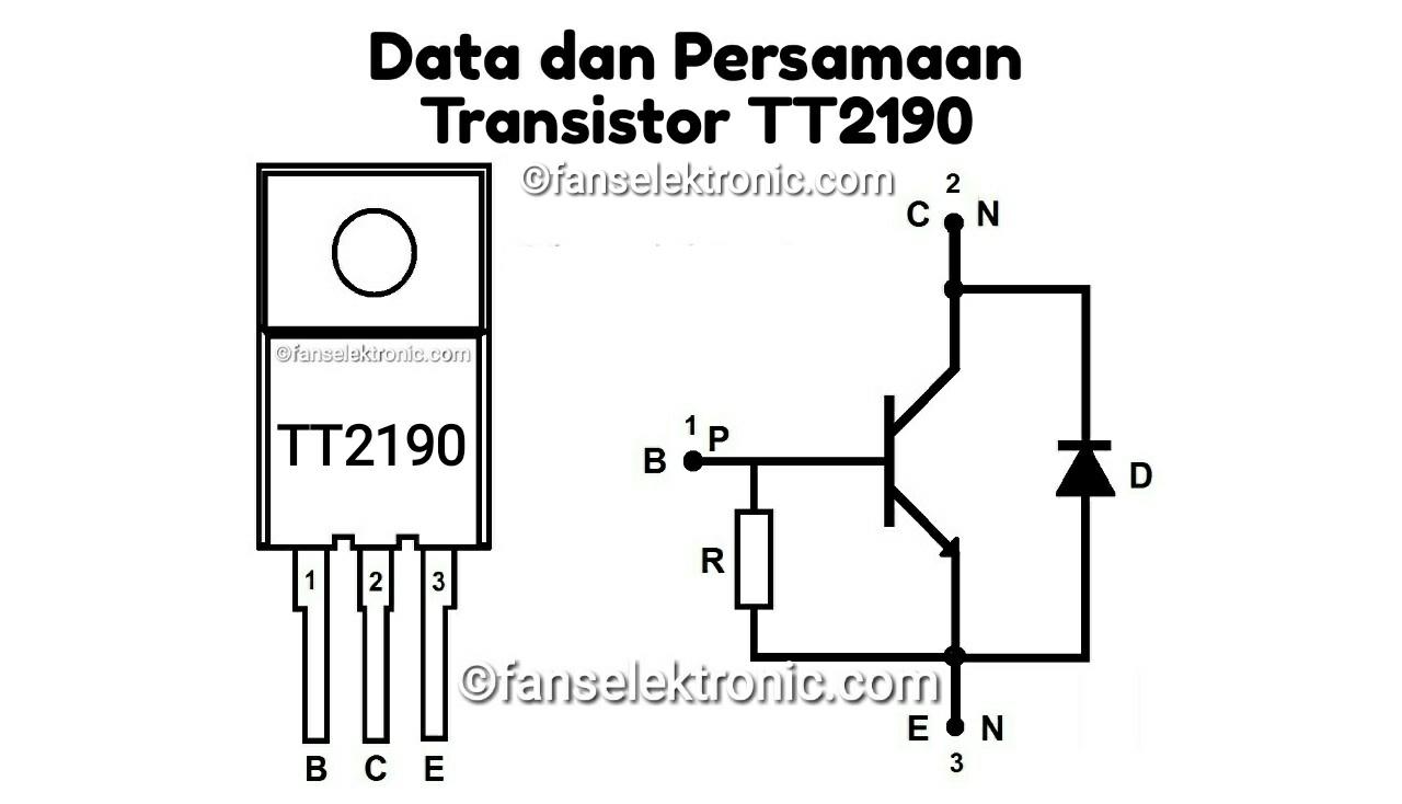 Persamaan Transistor TT2190