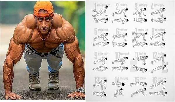 See What Happens if You Do 100 Push Ups Every Day