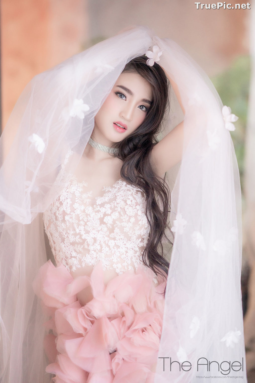 Image Thailand Model - Minggomut Maming Kongsawas - Beautiful Bride Concept - TruePic.net - Picture-6